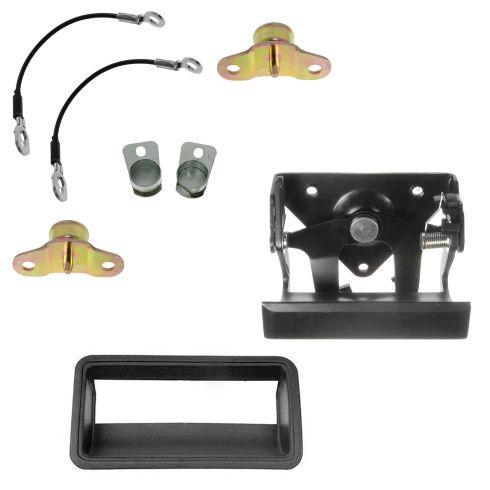 88-02 Chevy GMC C/K Truck Tail Gate Repair Kit