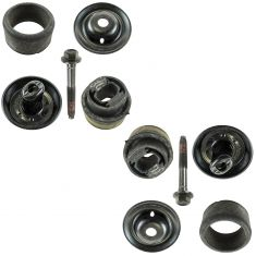 92-99 Buick, Olds, Pontiac; 92-93 Cadillac FWD Models Front Subframe Bushing Kit PAIR