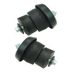 99-13 Silverado, Sierra 1500; 99-16 2500, 3500 Radiator Support Bushing & Hardware Kit LH & RH Pair