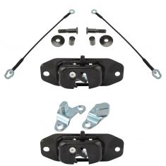 07-13 Chevy Silverado, GMC Sierra Tailgate Latch Repair Kit