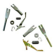 96-08 Chrysler, Dodge, Plymouth Mini Van Rear Brake Drum Self Adjusting Repair Kit PAIR