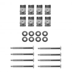 99-12 Ford F250SD- F550SD Bed Mounting Hardware Kit