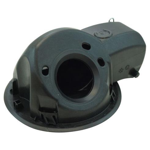 09-14 Ford F150 Fuel Gas Filler Door Housing Pocket w/Hinge LR