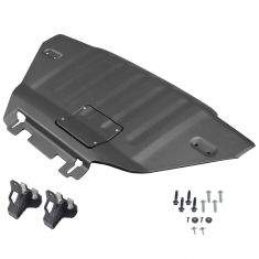 04-15 Nissan Titan Front Skid Plate Kit w/Mounting Hardware & Installation Instructions (Nissan)