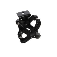 X-Clamp, Black, 2.25-3 Inches