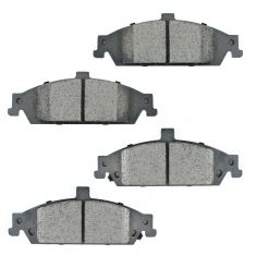 97-05 Malibu Alero Grand Am Brake Pads Front (Semi Metallic)