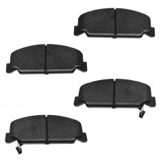 1984-03 Honda Civic Accord CRX Brake Pads Front
