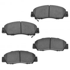 91-05 Acura; 90-02 Honda; 96-98 Isuzu Multi Fit Ceramic Front Disc Brake Pads