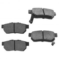 Semi-Metallic Disc Brake Pads (AUTO EXTRA AXMD374)