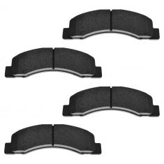 Semi-Metallic Disc Brake Pads (AUTO EXTRA AXMD756)