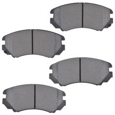 Semi-Metallic Disc Brake Pads (AUTO EXTRA AXMD924)