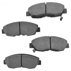 Ceramic Disc Brake Pads (CD465A)