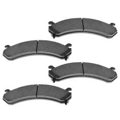 Ceramic Front Disc Brake Pads (AUTO EXTRA AXCD784)