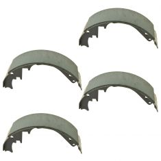 Rear Brake Shoes (AUTO EXTRA AXS473)