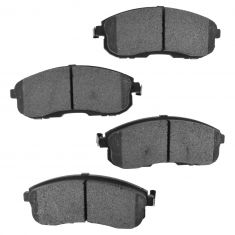 Semi Metallic Disc Brake Pads (AUTO EXTRA AXMD815)