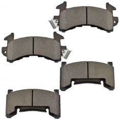 Front Ceramic Disc Brake Pads (AUTO EXTRA AXCD154)