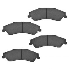 Rear Ceramic Disc Brake Pads (AUTO EXTRA AXCD729)