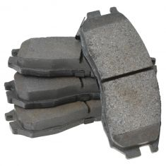Front Semi-Metallic Disc Brake Pads (AUTO EXTRA AXMD484)