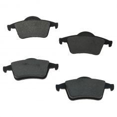 Rear Semi-Metallic Disc Brake Pads (AUTO EXTRA AXMD795)