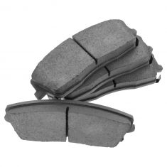 Front Ceramic Disc Brake Pads (Auto Extra AXCD1056)
