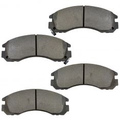 Front Ceramic Disc Brake Pads (Auto Extra AXCD530)