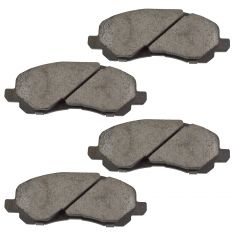 Front Posi Ceramic Disc Brake Pads (Auto Extra AXCD866)