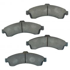 Front Ceramic Disc Brake Pads (CD882)