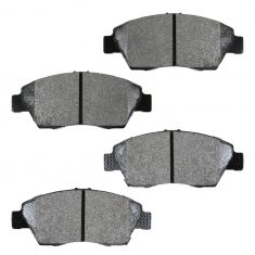 Front Semi-Metallic Disc Brake Pads (MD948)
