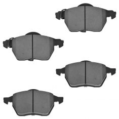 Front Semi-Metallic Disc Brake Pads (MD840CES)