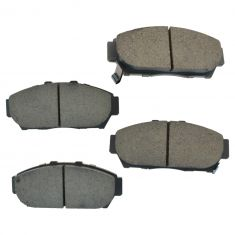 Front Ceramic Disc Brake Pads (CD617)