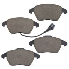 Front Ceramic Disc Brake Pads (CD1107)