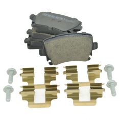Rear Ceramic Disc Brake Pads (CD1108)