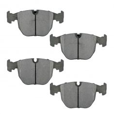 Front Semi-Metallic Disc Brake Pads (MD681)