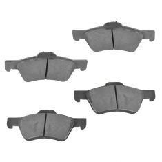 Front Semi-Metallic Disc Brake Pads (MD680)