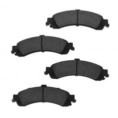 Rear Semi-Metallic Disc Brake Pads (MD834) for AWD Models