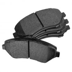 08-14 T&C 08-14 Journey 09-12 Routan Front Premium Posi Metallic Disc Brake Pads
