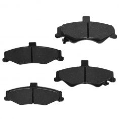 98-02 Camaro; Firebird, Rear Premium Posi Ceramic Disc Brake Pads