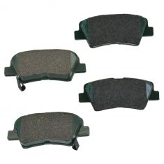 11-15 Azera, Sonata, Optima Rear Posi Ceramic Brake Pad Set