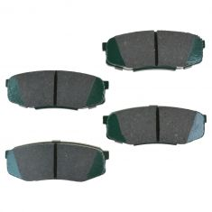 08-15 LX570, Sequoia; 07-14 Land Cruiser Tundra Rear Posi Ceramic Brake Pad Set