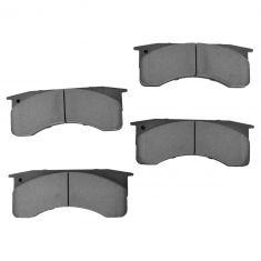 00-03 F650, F750; 95-96 C6000, C7000 Rear Posi Ceramic Brake Pad Set