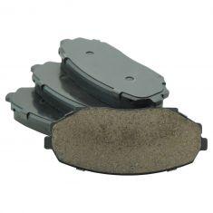90-93 Storm, Impulse, Miata Front Ceramic Brake Pad Set