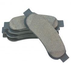 05-10 F350: 08-10 F250 Rear Posi Ceramic Brake Pad Set