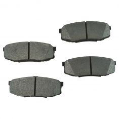08-11 LX570; 07-14 Tundra Rear Posi Ceramic Brake Pad Set