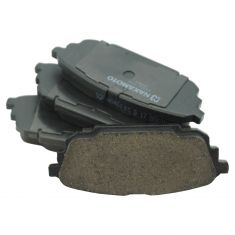 01-03 Mazda Protg Rear Posi Ceramic Brake Pad Set