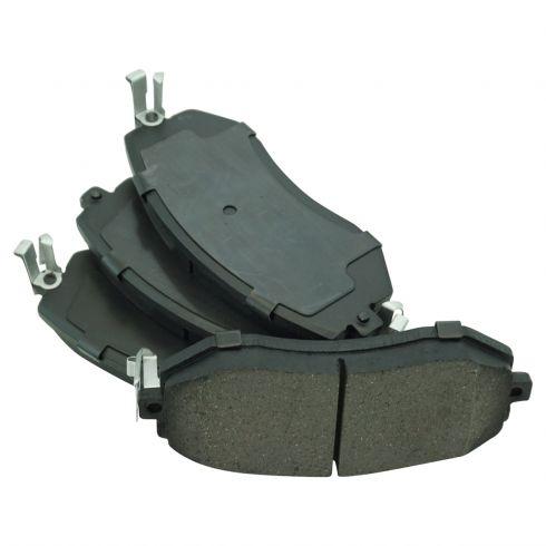 Frs Brake Pads >> 1abps02311 Subaru Scion Front Premium Posi Ceramic Brake Pads