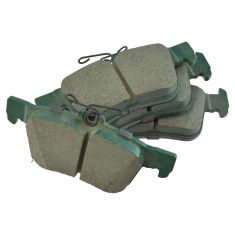 13-16 Ford Fusion Rear Posi Ceramic Brake Pad Set