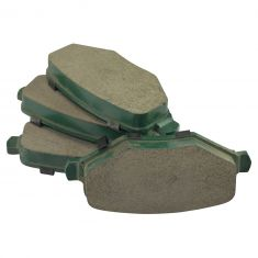 13-16 Caravan T&C Rear Posi Ceramic Brake Pad Set