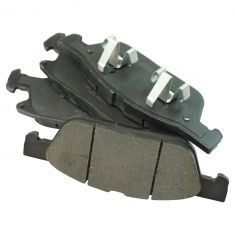 15-16 Ford Edge, MKX Front Ceramic Brake Pad Set