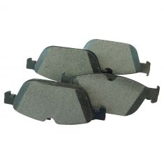 12-17 Audi A8 Front Semi-Metallic Brake Pad Set