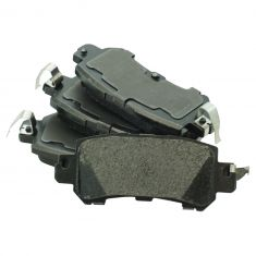 12-17 Audi A6 Front Semi-Metallic Brake Pad Set